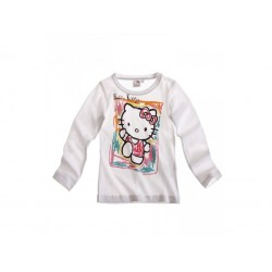 Hello Kitty T-shirt  blanc