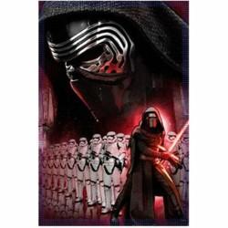 Plaid Star Wars VII kylo ren