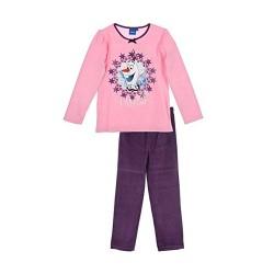 Pyjama velour Reine des...