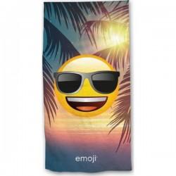 Drap de plage Emoji Smiles...