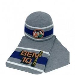 Bonnet  et écharpe Ben 10