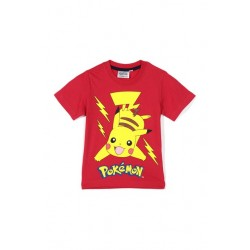 T-shirt POKEMON rouge