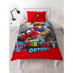 Parure de lit Nintendo –...