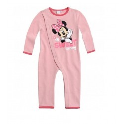 pyjama bébé rose Disney Minnie