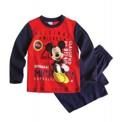 Pyjama  Rouge Mickey Mouse...