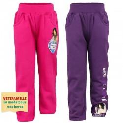 pantalon jogging Violetta
