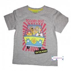 T-shirt Scooby Doo Gris