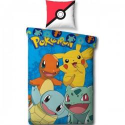 Parure de lit Pokemon...