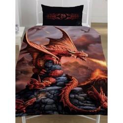 Parure de lit Dragon pour...