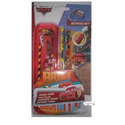 Ensemble Ecole DISNEY Cars