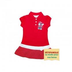 Disney Minnie Robe rouge