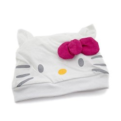 Bonnet  fille hello kitty...