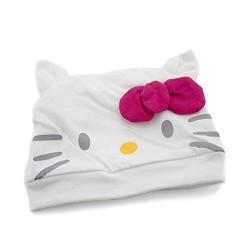 Bonnet  fille hello kitty...