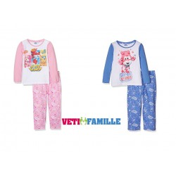 pyjama long super wings fille