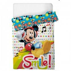 Couette imprimée Mickey...