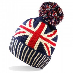 Bonnet Union Jack Royaume-Uni