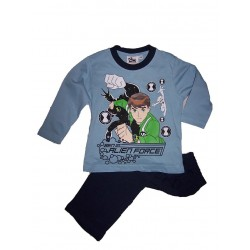 Pyjama  Ben 10  Bleu ciel