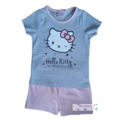 Pyjacourt  Hello Kitty Gris...