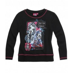 pull Sweat Monster High noir