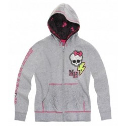 Sweat Gilet  Monster High gris